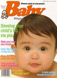 Baby Magazine, August 2005.