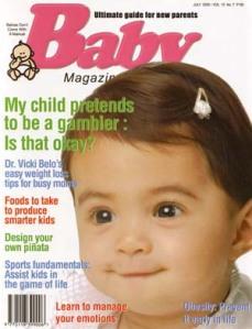 Baby Magazine, July 2005.