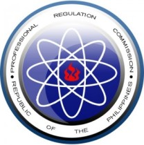Professional Regulation Commission (PRC) Logo.