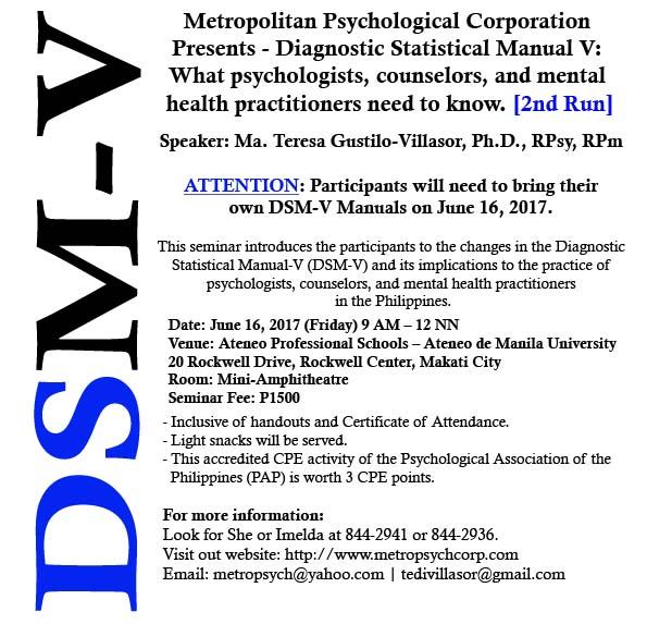 DSM-V June Promo 1