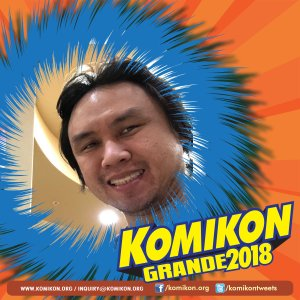 Whos at Komikon3